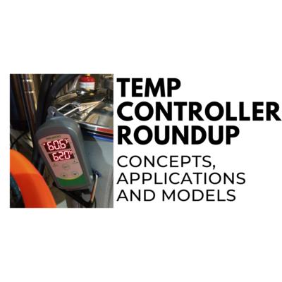 homebrew temp controllers