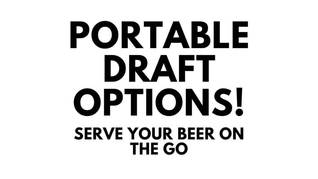 portable serving