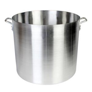 Thunder Group 80 Quart Aluminum Stock Pot
