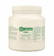 PBW Homebrew Cleaner