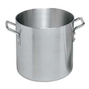 Update International APT-80HD Heavy Weight Aluminum Stock Pot, 80-Quart