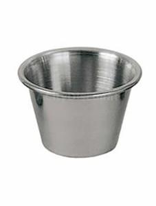 Individual Condiment Sauce Cups- One Dozen - 2½ Oz. Ounce
