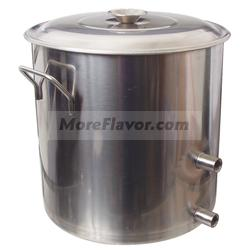 8.5 Gallon Ported Homebrewing Kettle