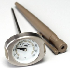 Taylor 501 Connoisseur Line Instant Read Thermometer