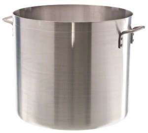 Update International APT-80 Aluminum Stock Pot, 80-Quart