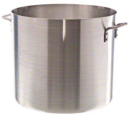 Update International APT-80 Aluminum Stock Pot, 80-Quart