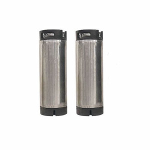 Two Reconditioned Ball Lock Kegs 59 50 Keg Shipped