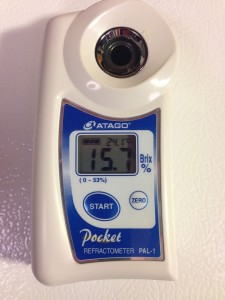 Atago Pal 1 Digital Refractometer Homebrew Finds