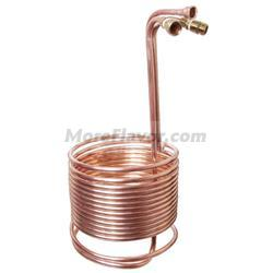 Wort Chiller Immersion with Recirculation Arm