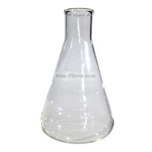 2000 mL  2L Erlenmeyer Flask for Yeast Starters