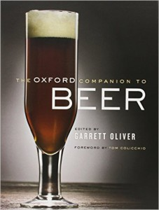 The Oxford Companion to Beer Hardcover