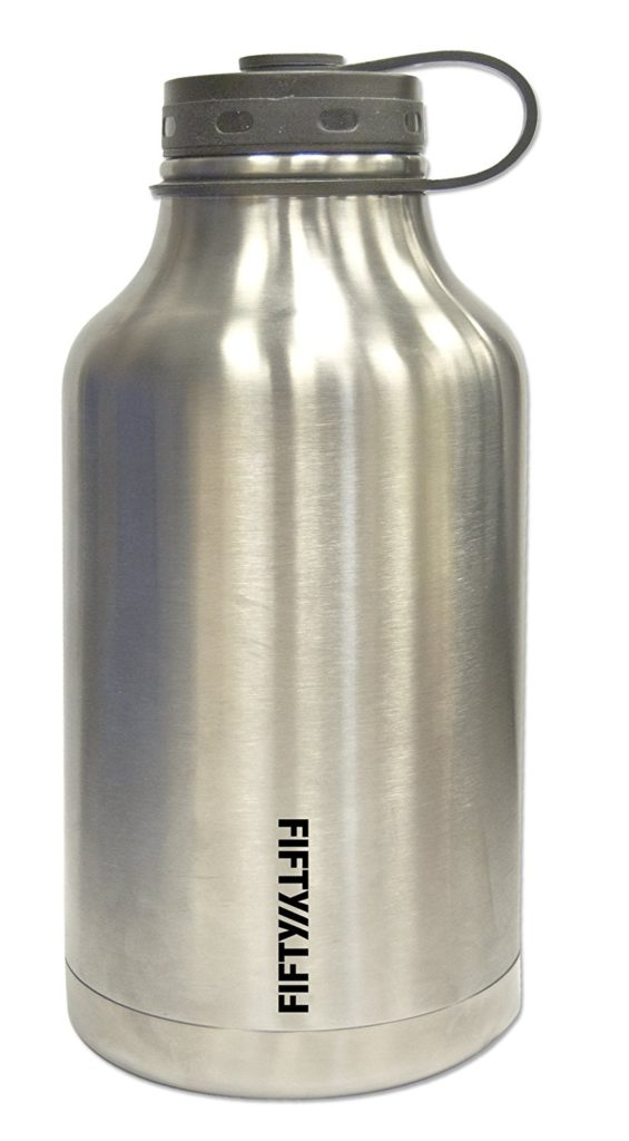 Lifeline Stainless Double Wall Vacuum Insulated Growler