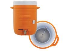 Cooler Mash Tun - 10 Gallon MoreBeer AG330