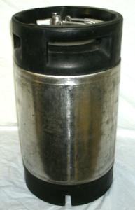 3 Gal Loose Handle/Bottom Pin Lock Keg (Used)