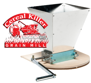cereal killer grain mill