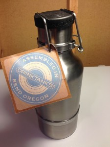 Hands On Review Drinktanks Growler And Keg Cap Homebrew
