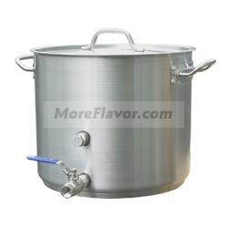 8 gallon heavy duty brew kettle