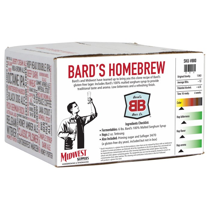 Bards Homebrew