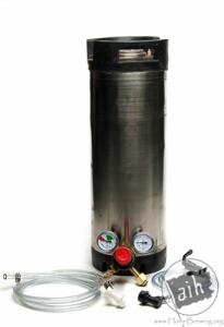 Ball Lock Kegging System