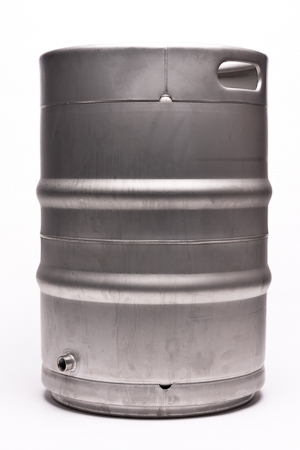 155_gallon_homebrew_kettle_with_one_weld_half_barrel_front