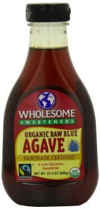 Organic Blue Agave Wholesome Sweeteners