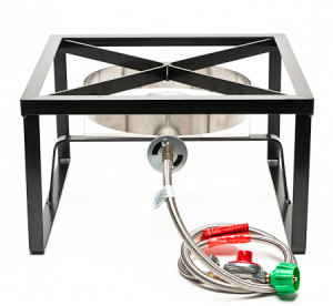 222,000 High BTU Propane Burner homebrewing.org