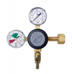 kegerator CO2 regulator MoreBeer