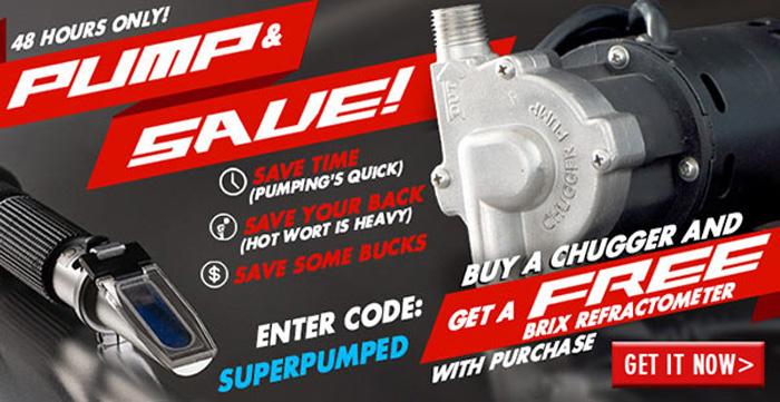 Chugger Pump Midwest Supplies