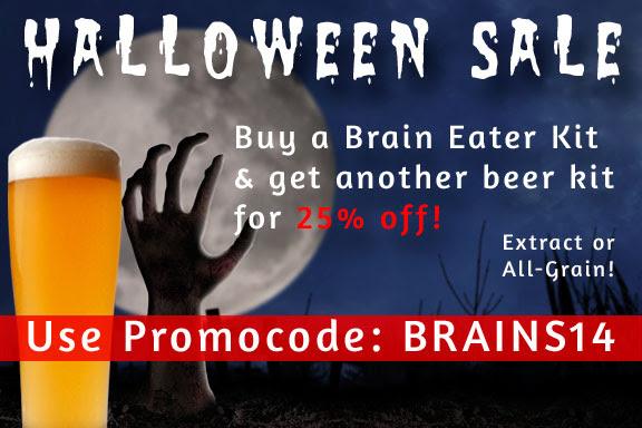 Great Fermentations Brain Eater Pale Ale Sale