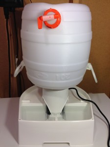 Mark's Keg and Carboy Washer Speidel Fermenter