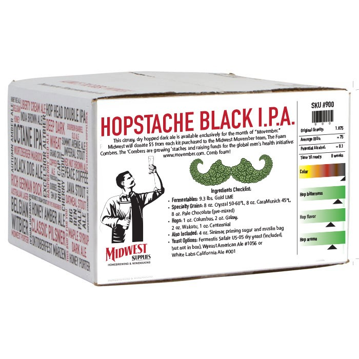 Midwest Hopstache IPA
