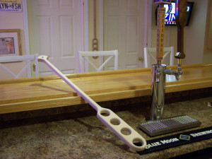 Mouse over image to zoom Have one to sell? Sell now Home Brewing All Grain Mash Paddle Made by Hand in the USA Maple