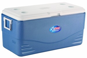 Coleman 100-Quart Xtreme Cooler (Blue)