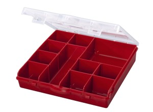 Stack-On SBR-13 13 Compartment Storage Organizer
