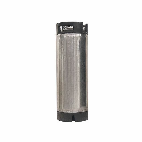 Reconditioned 5 Gallon Ball Lock Homebrew Keg with Dual Handles Model:CK1-CL1