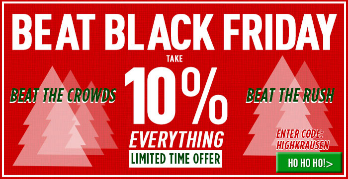 Midwest Supplies Black Friday Sale