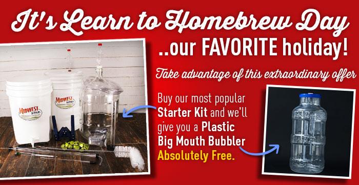 Big Mouth Bubbler Fermenter
