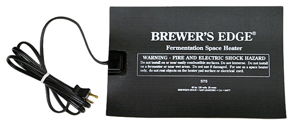 brewer's edge space heater