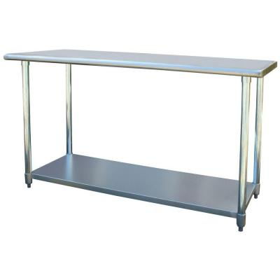 Stainless Kitchen Table