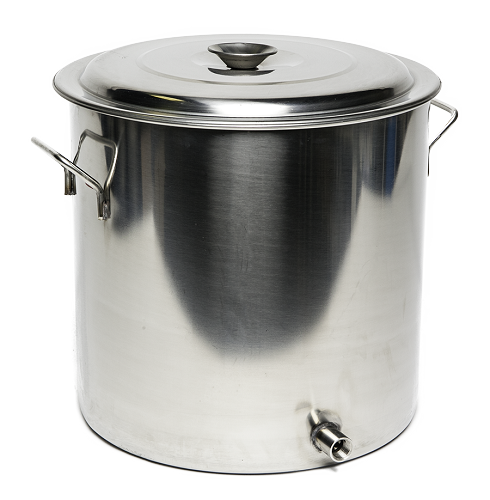 One Weld 9 Gallon Stainless Steel Pot Adventures in Homebrewing