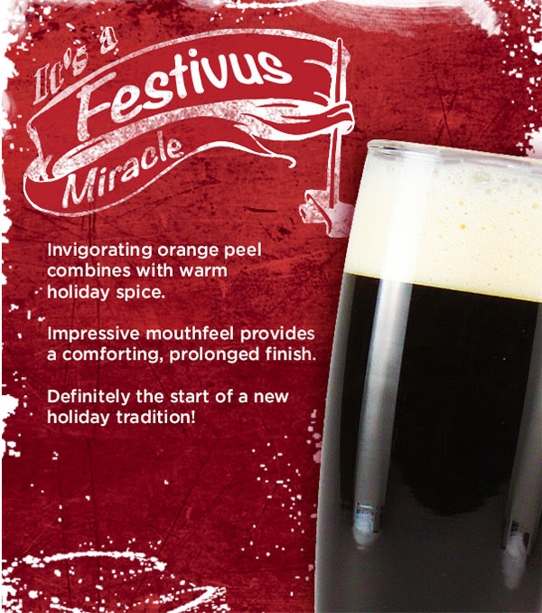 Northern Brewer Festivus Holiday Ale
