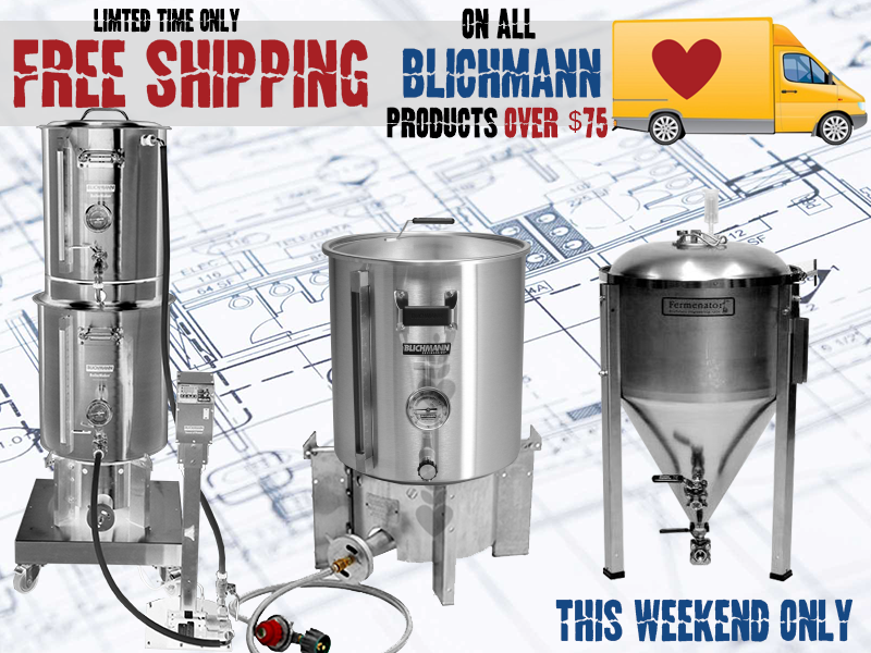 Free Shipping Code Blichmann Engineering