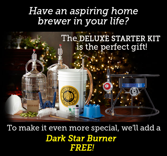 Dark Start Propane Burner Northern Brewer