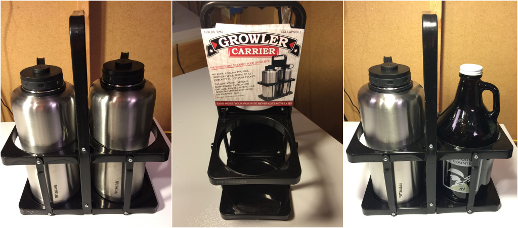 Lifeline Growler Carrier Review