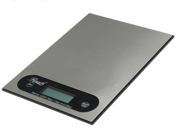 Rosewill RKKS-12001 Digital Kitchen Scale