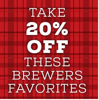 Northern Brewer 20% Off Sale