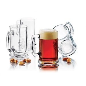 Libbey Brewmaster 6 Piece Beer Mug Set