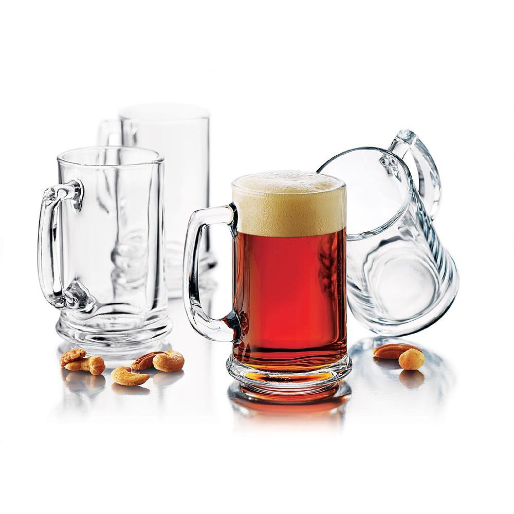 Libbey Brewmaster 6 Piece Beer Mug Set