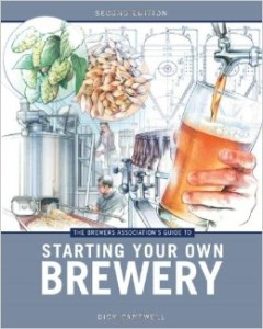 Starting your own brewery
