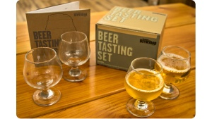 Brooklyn BrewShop Beer Tasting Set